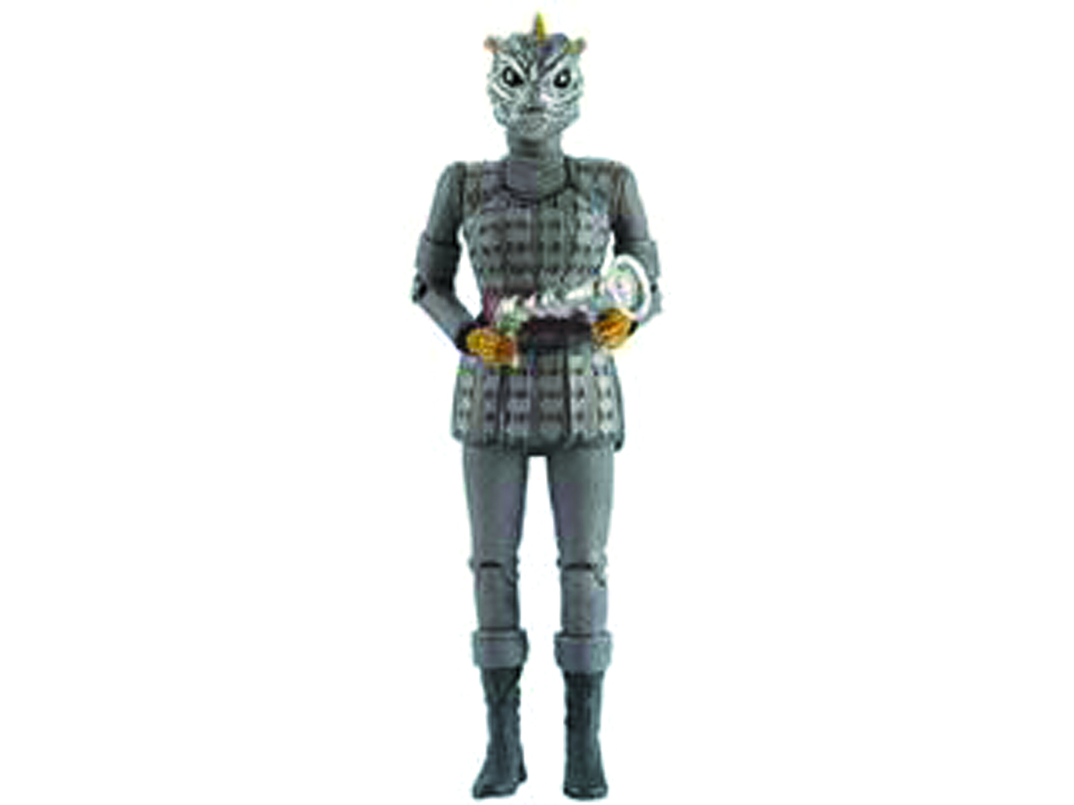 DOCTOR WHO SILURIAN WARRIOR 5IN AF PANDORICA VER