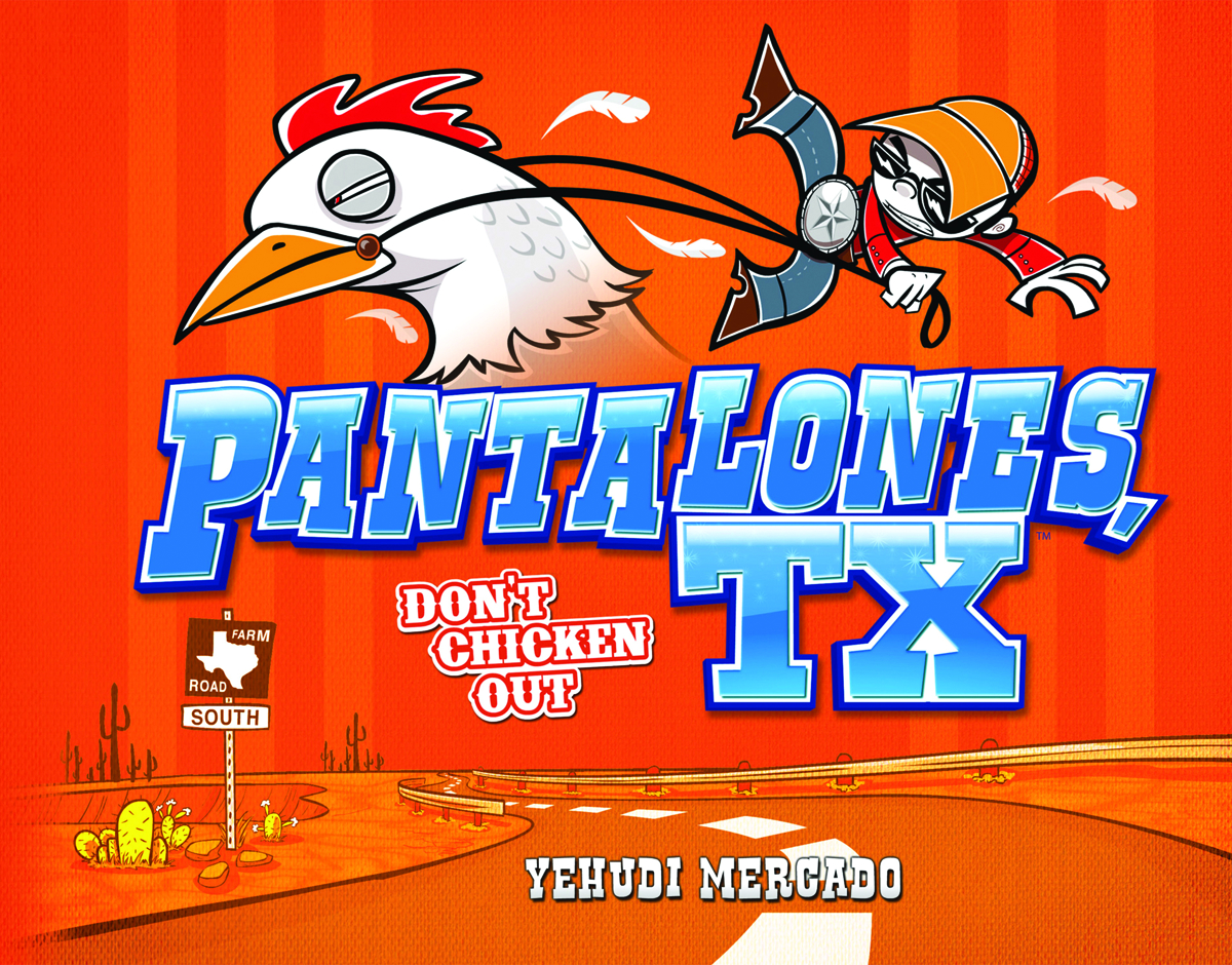 (USE DEC138319) PANTALONES TX DONT CHICKEN OUT HC