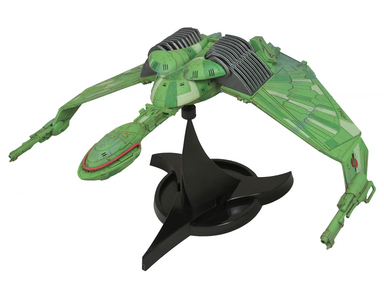 STAR TREK TOS KLINGON BIRD OF PREY SHIP