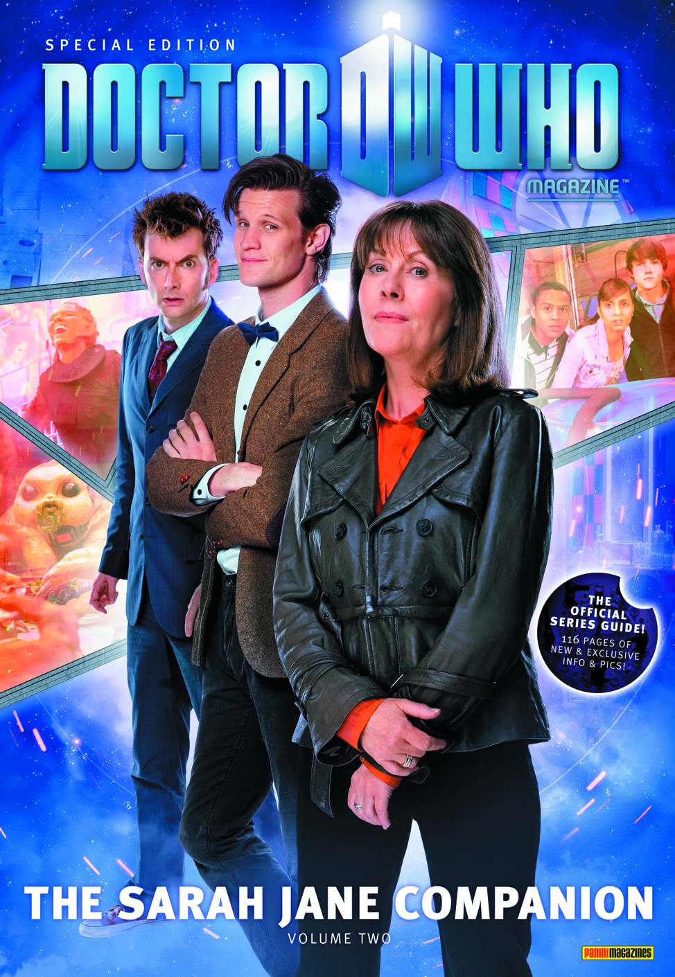 DOCTOR WHO SPECIAL #32