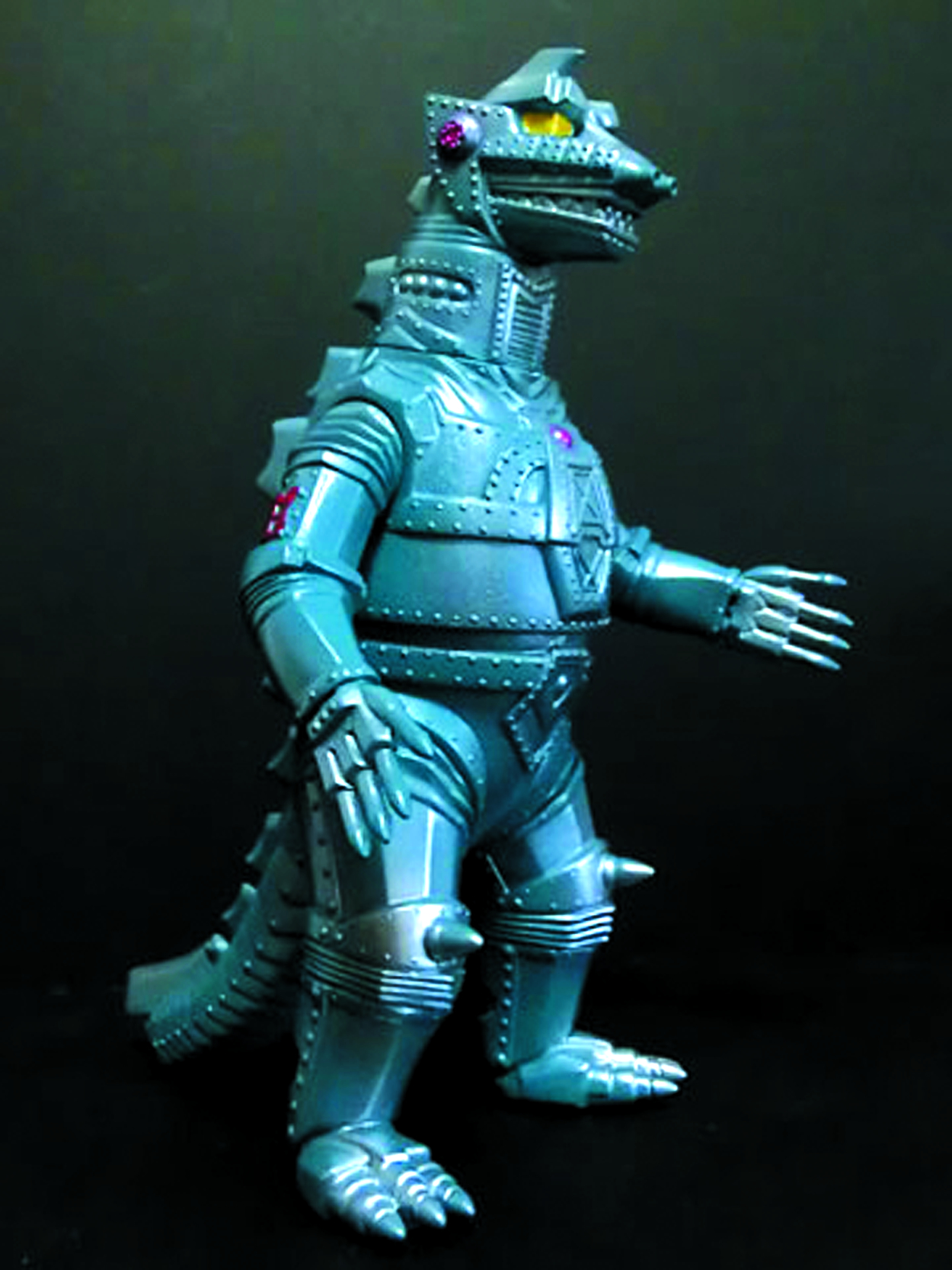MONSTER HEAVEN MECHAGODZILLA SOFUBI