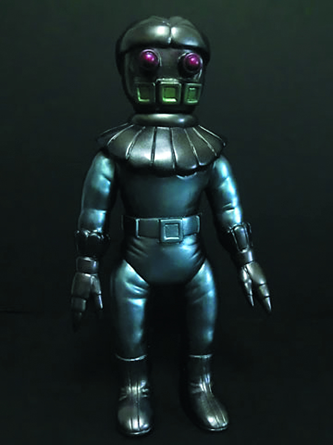 MONSTER HEAVEN ZULU SOFUBI STAGE 2