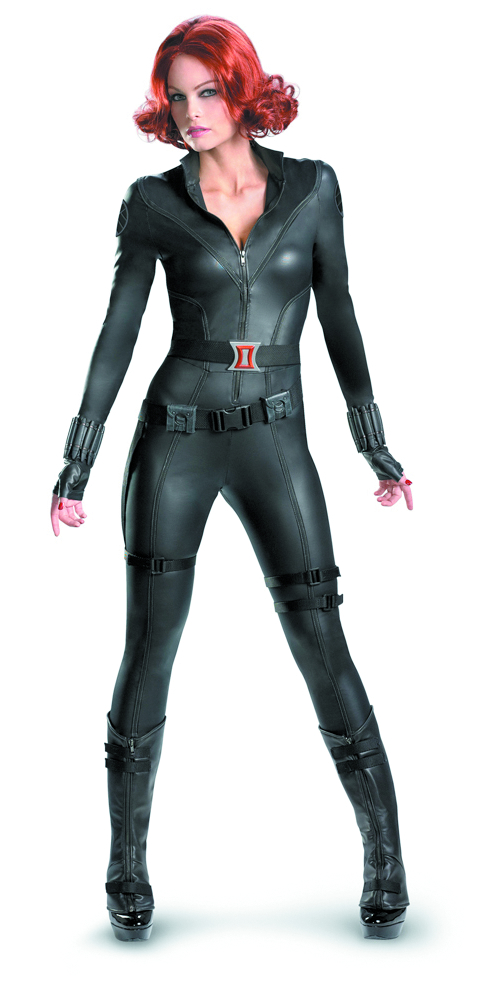AVENGERS BLACK WIDOW THEATRICAL COSTUME LG