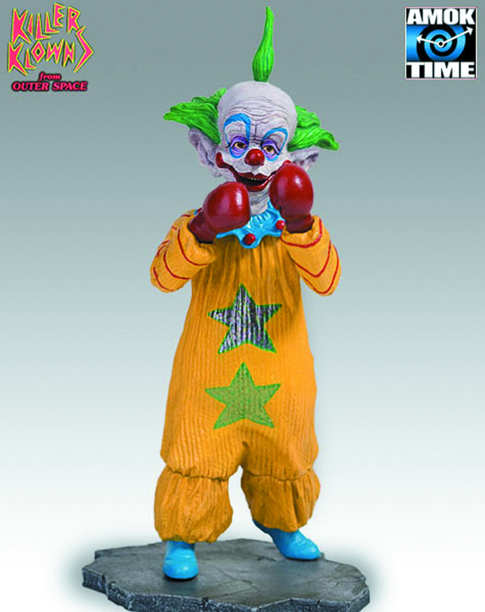 KILLER KLOWNS FROM OUTER SPACE SHORTY DLX AF
