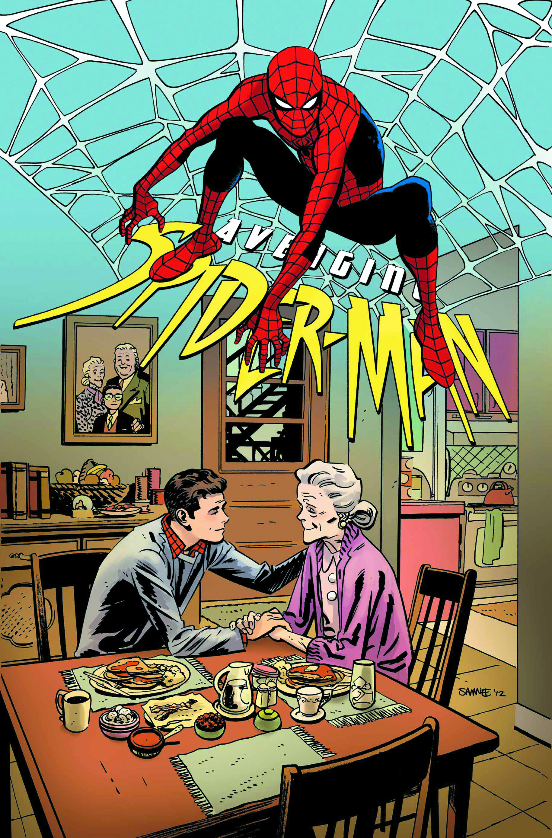 AVENGING SPIDER-MAN #11