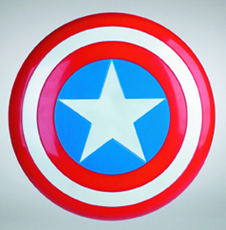 AVENGERS CAPTAIN AMERICA MOVIE CHILD SHIELD