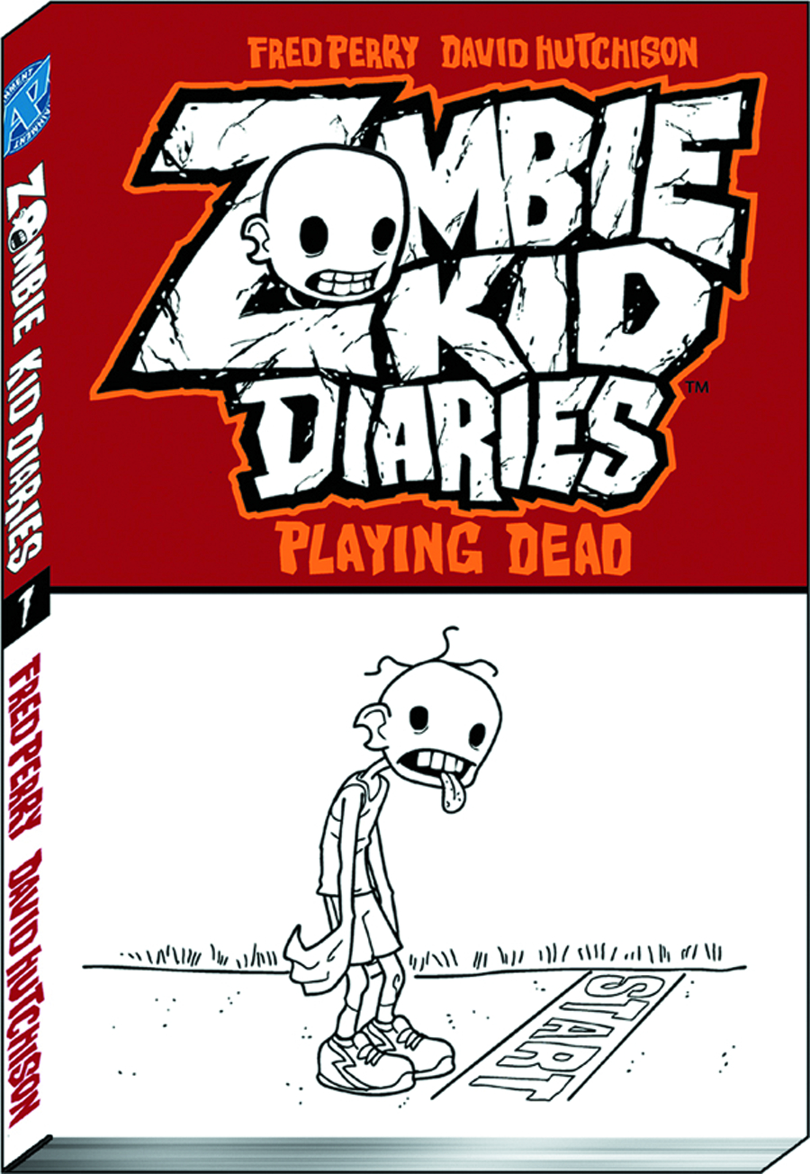 ZOMBIE KID DIARIES GN VOL 01 PLAYING DEAD