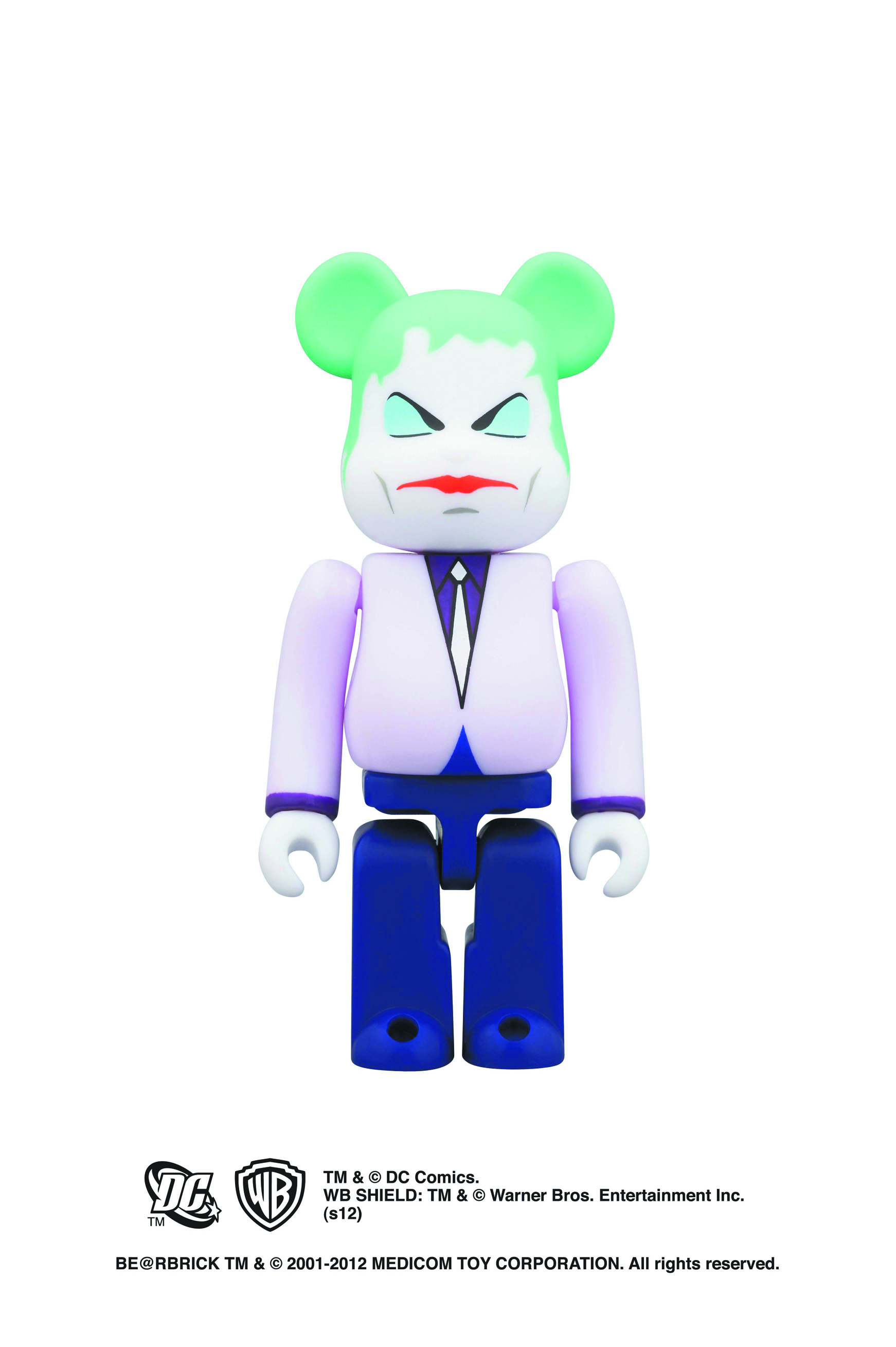 DC SUPER POWERS DARK KNIGHT RETURNS JOKER PX BEA