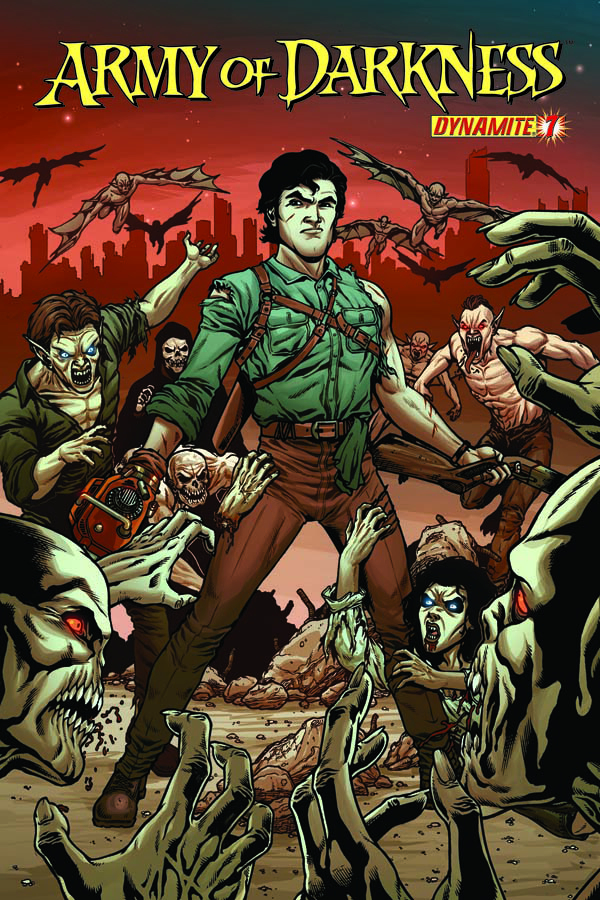 ARMY OF DARKNESS ONGOING #7