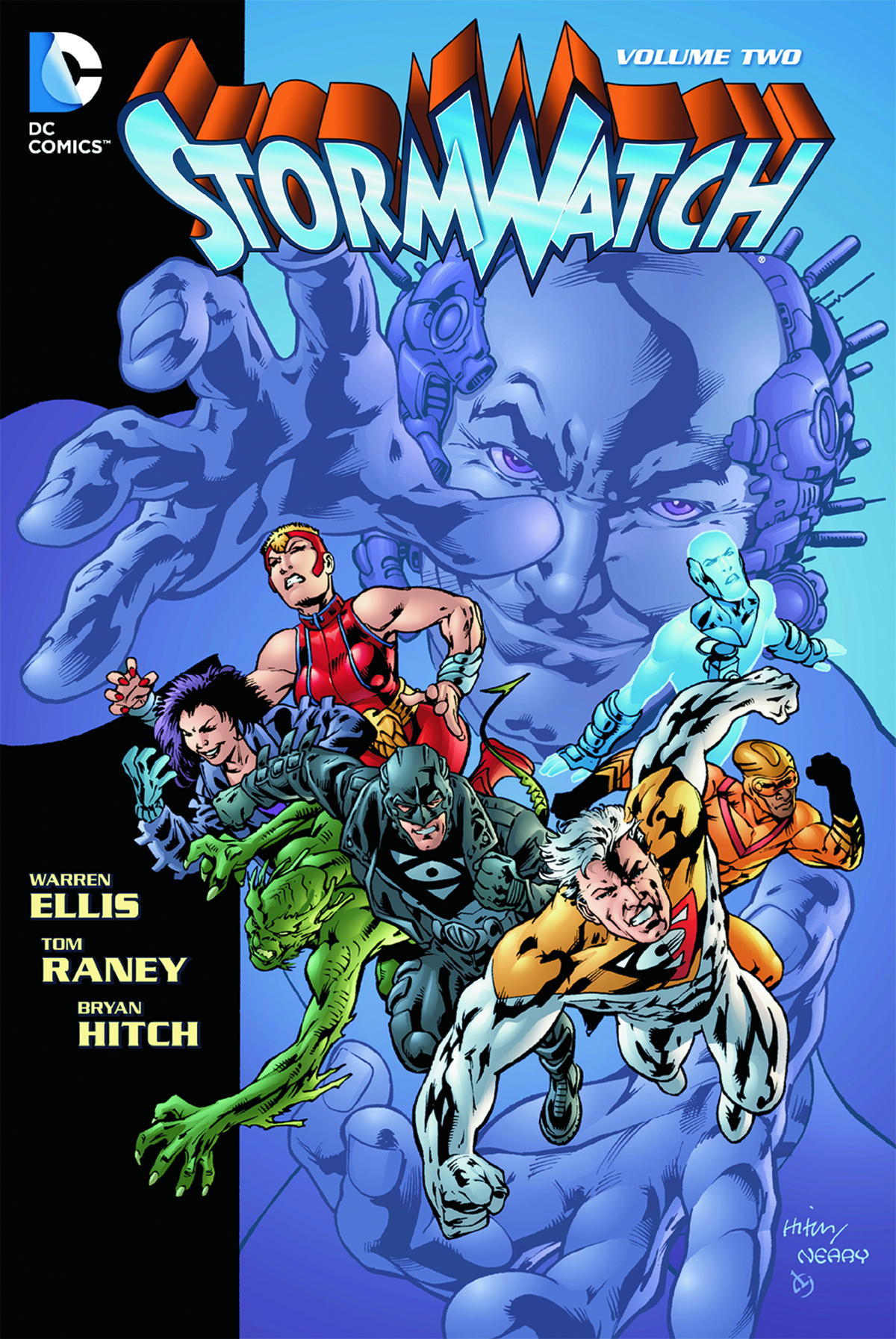 STORMWATCH HC VOL 02