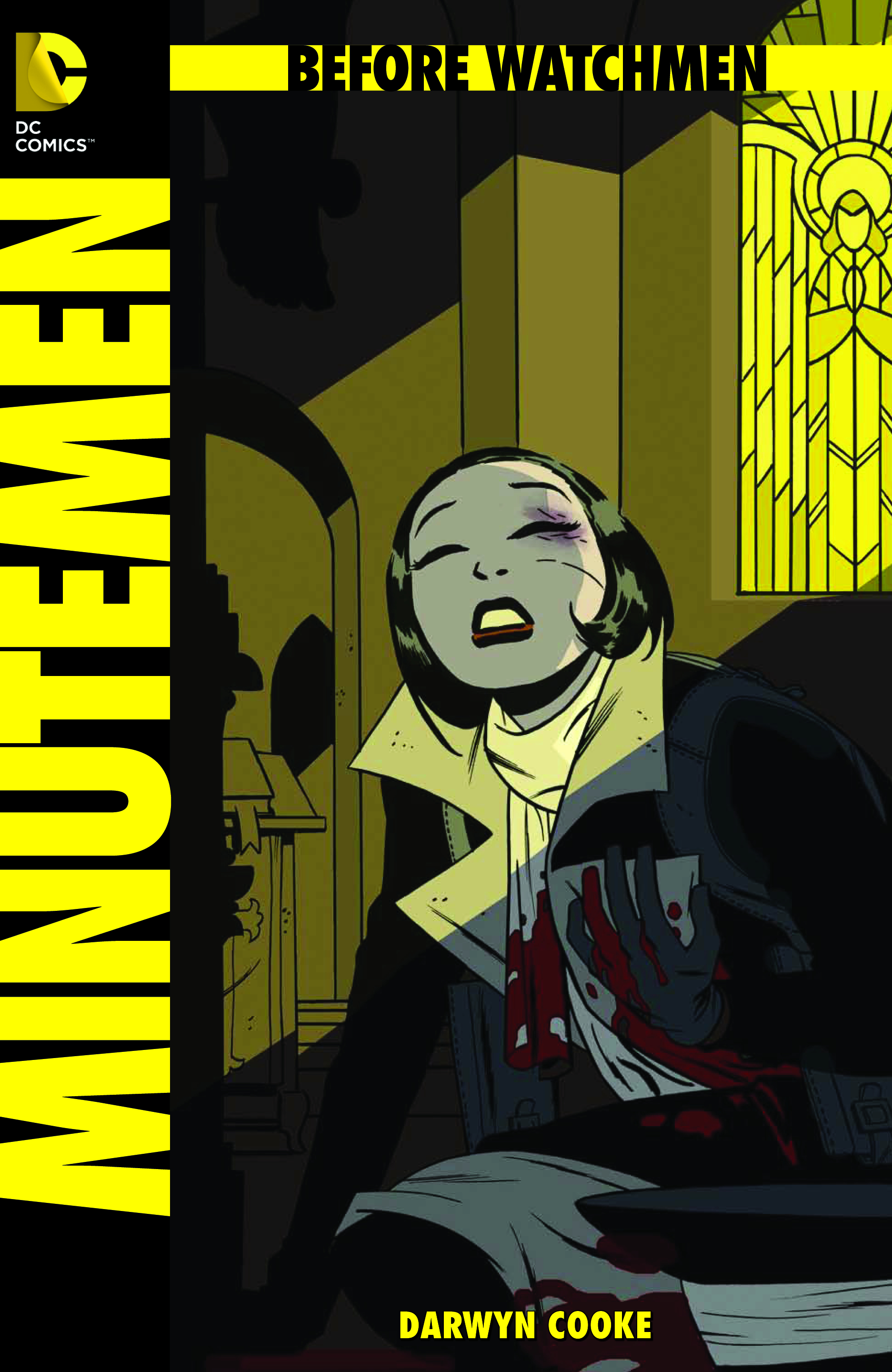 BEFORE WATCHMEN MINUTEMEN #3 (OF 6) COMBO PACK (MR)