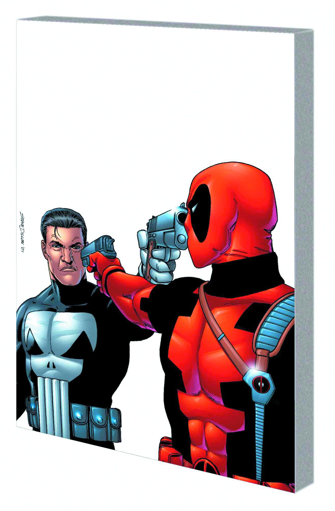 deadpool classic vol 1 pdf