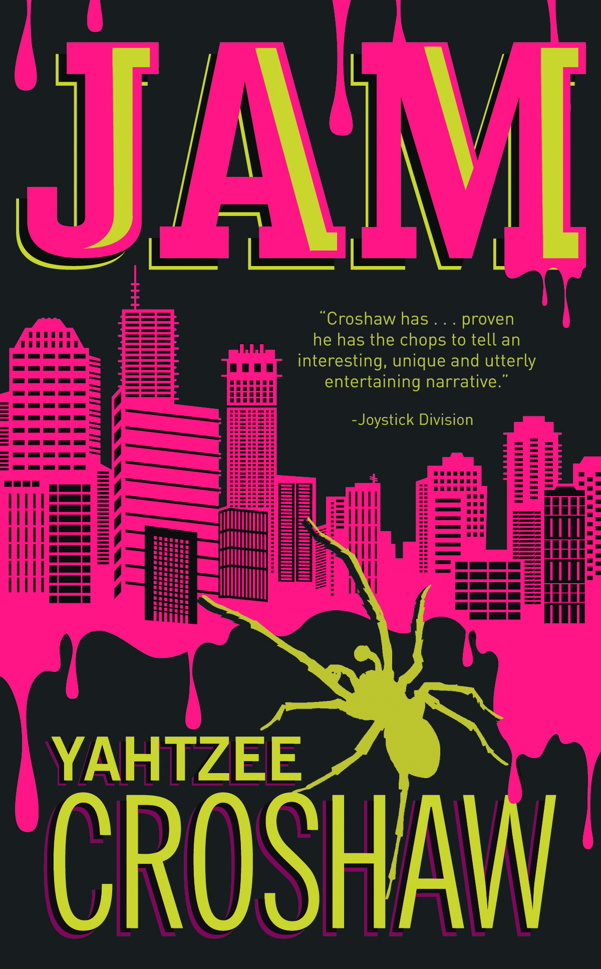 JAM NOVEL MMPB (Yahtzee Croshaw)