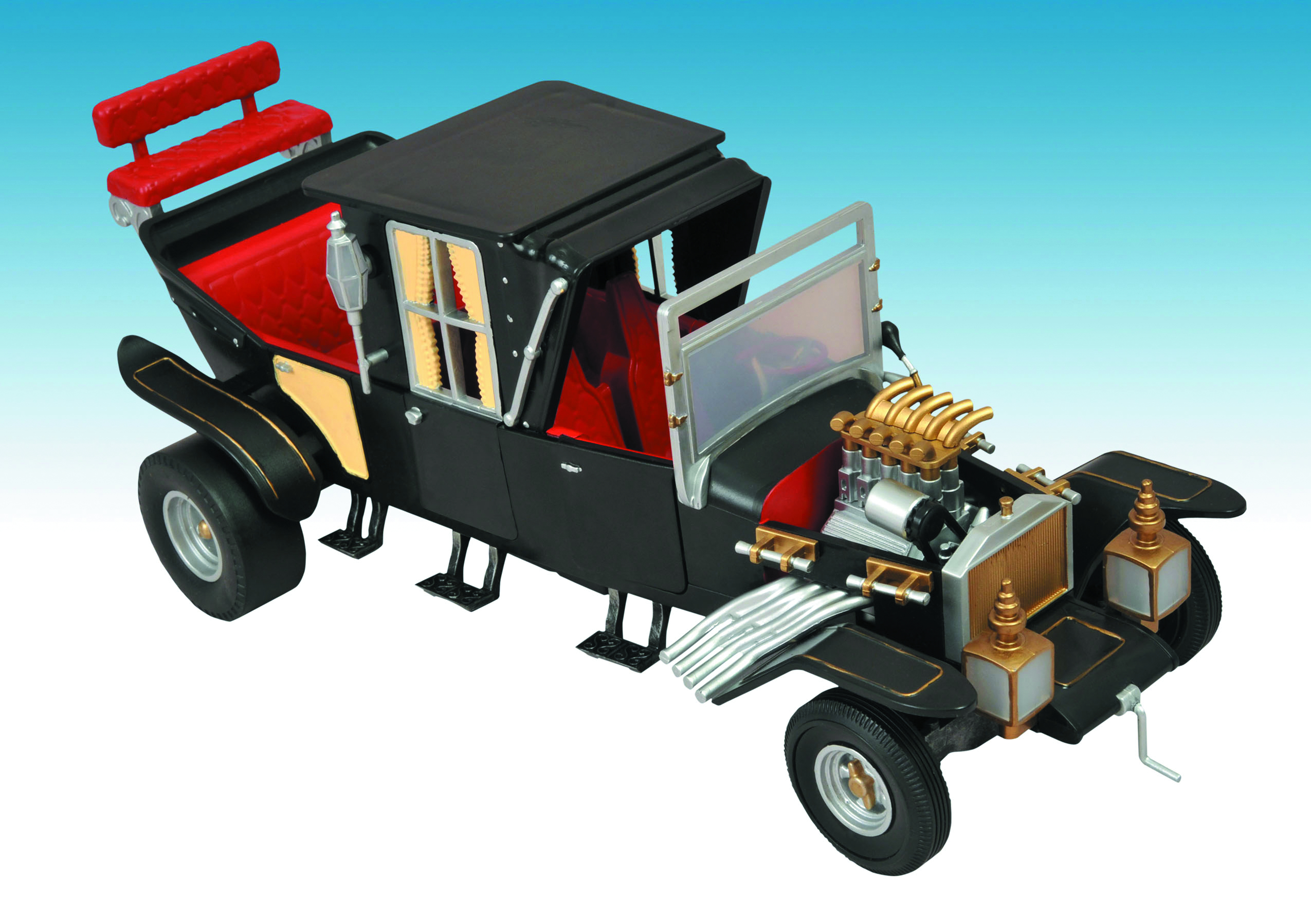 MUNSTERS KOACH 1/15 SCALE VEHICLE
