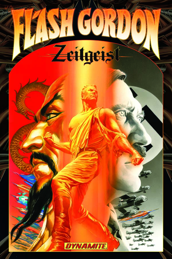 FLASH GORDON TP VOL 01 ZEITGEIST