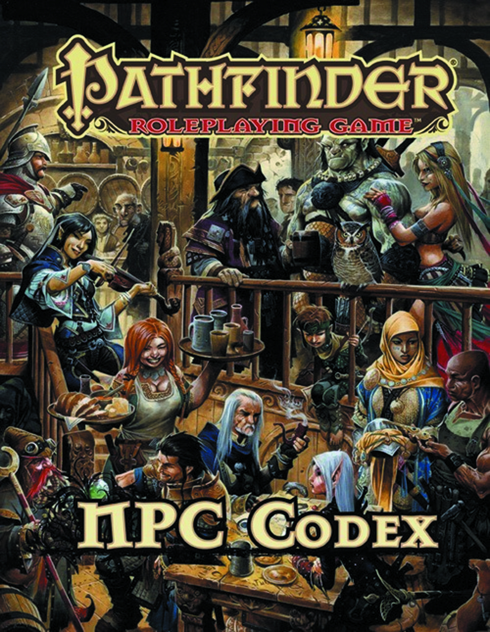 PATHFINDER ROLEPLAYING GAME NPC CODEX