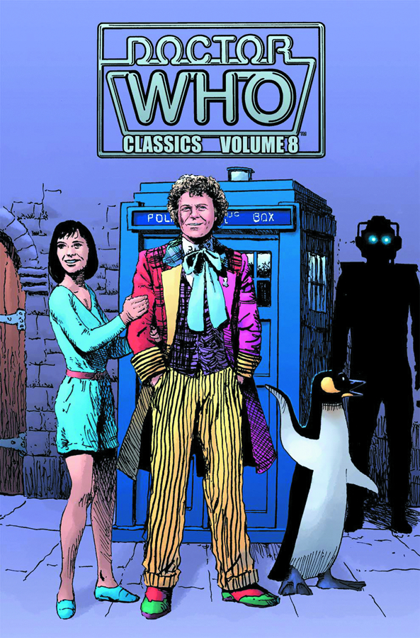 DOCTOR WHO CLASSICS TP VOL 08