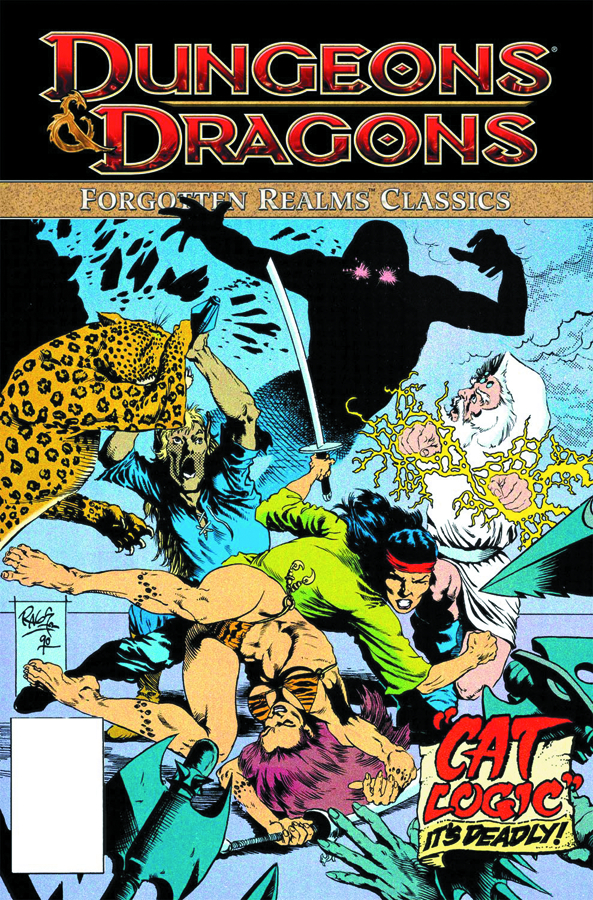 DUNGEONS & DRAGONS FORGOTTEN REALMS CLASSICS TP VOL 04