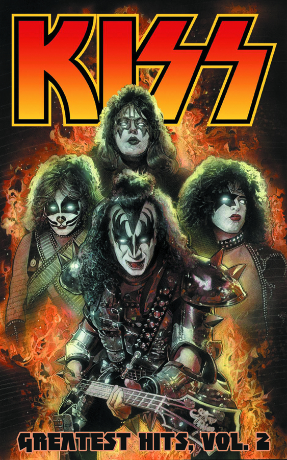 KISS GREATEST HITS TP VOL 02