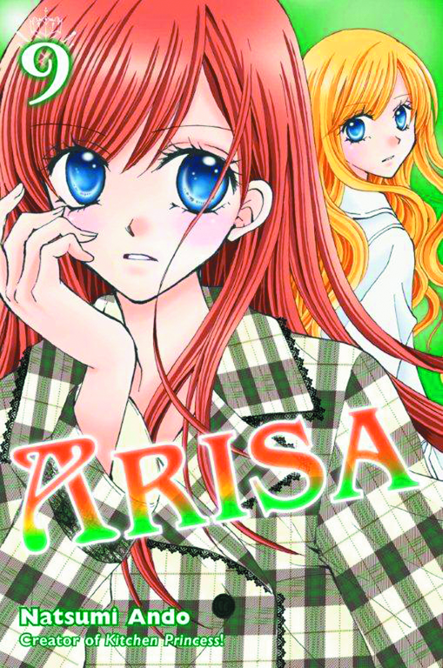ARISA GN VOL 09