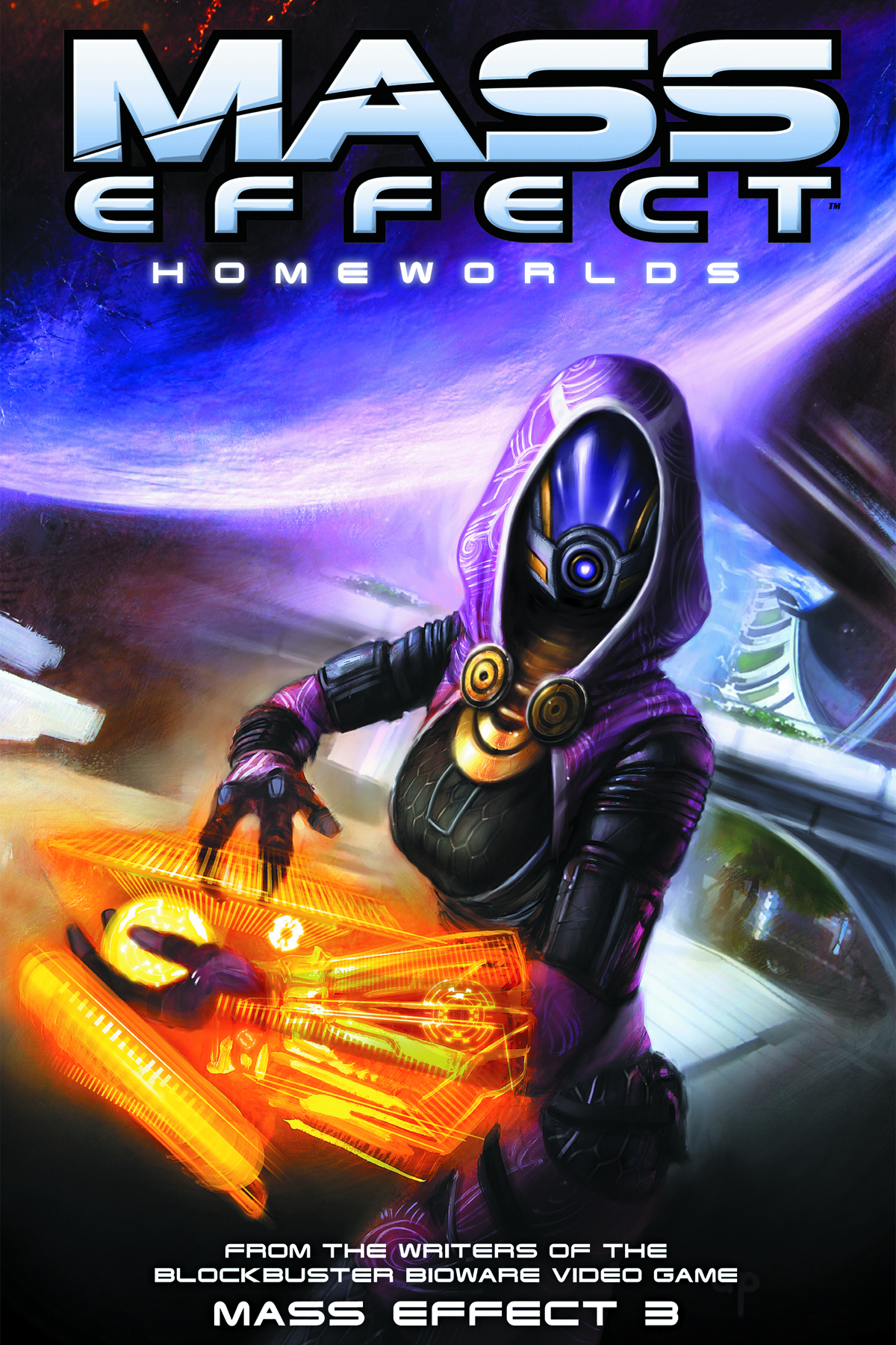 MASS EFFECT TP VOL 04 HOMEWORLDS