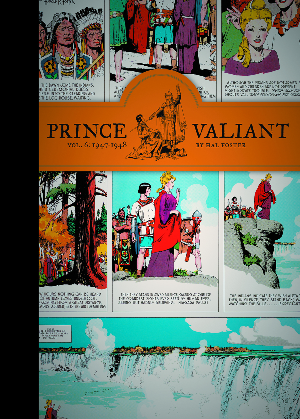 PRINCE VALIANT HC VOL 06 1947-1948