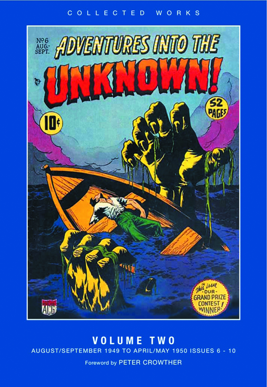 ACG COLL WORKS ADV INTO UNKNOWN HC VOL 02