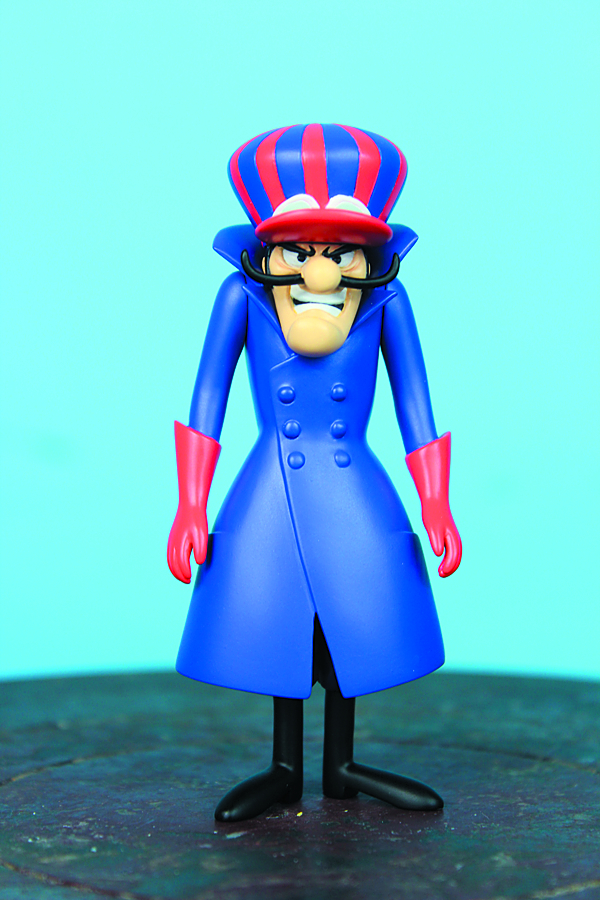 HBHC DICK DASTARDLY 3 3/4IN FIG