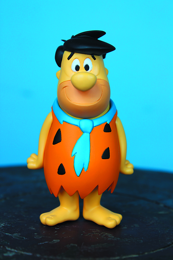 HBHC FRED FLINTSTONE 3 3/4IN FIG