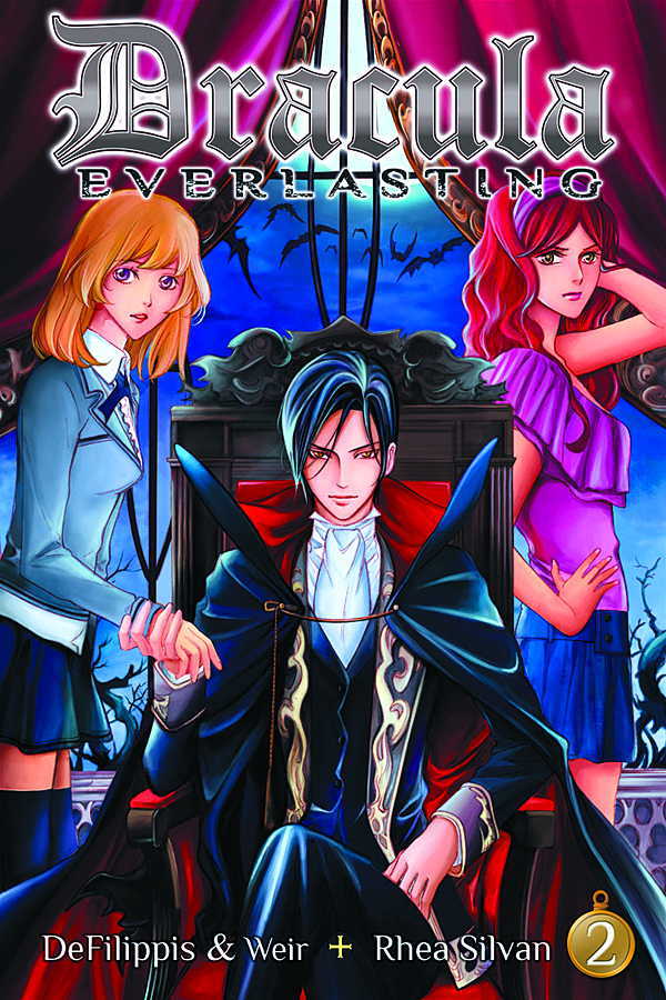 DRACULA EVERLASTING GN VOL 02