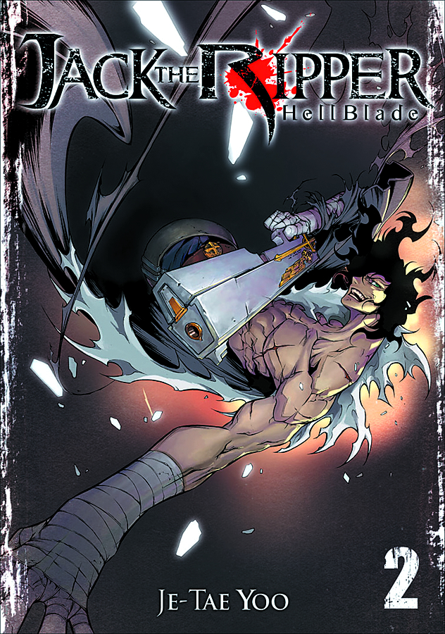 JACK THE RIPPER HELL BLADE GN VOL 02