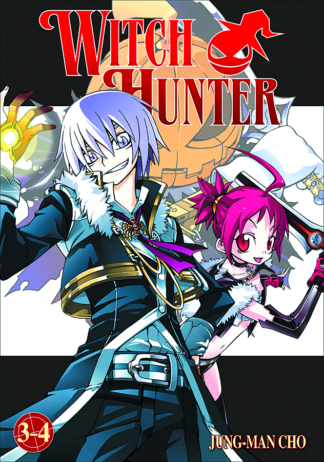 WITCH HUNTER COLL TP VOL 02 BOOK 3-4