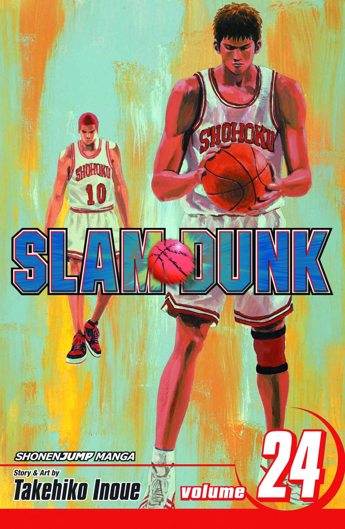SLAM DUNK GN VOL 24
