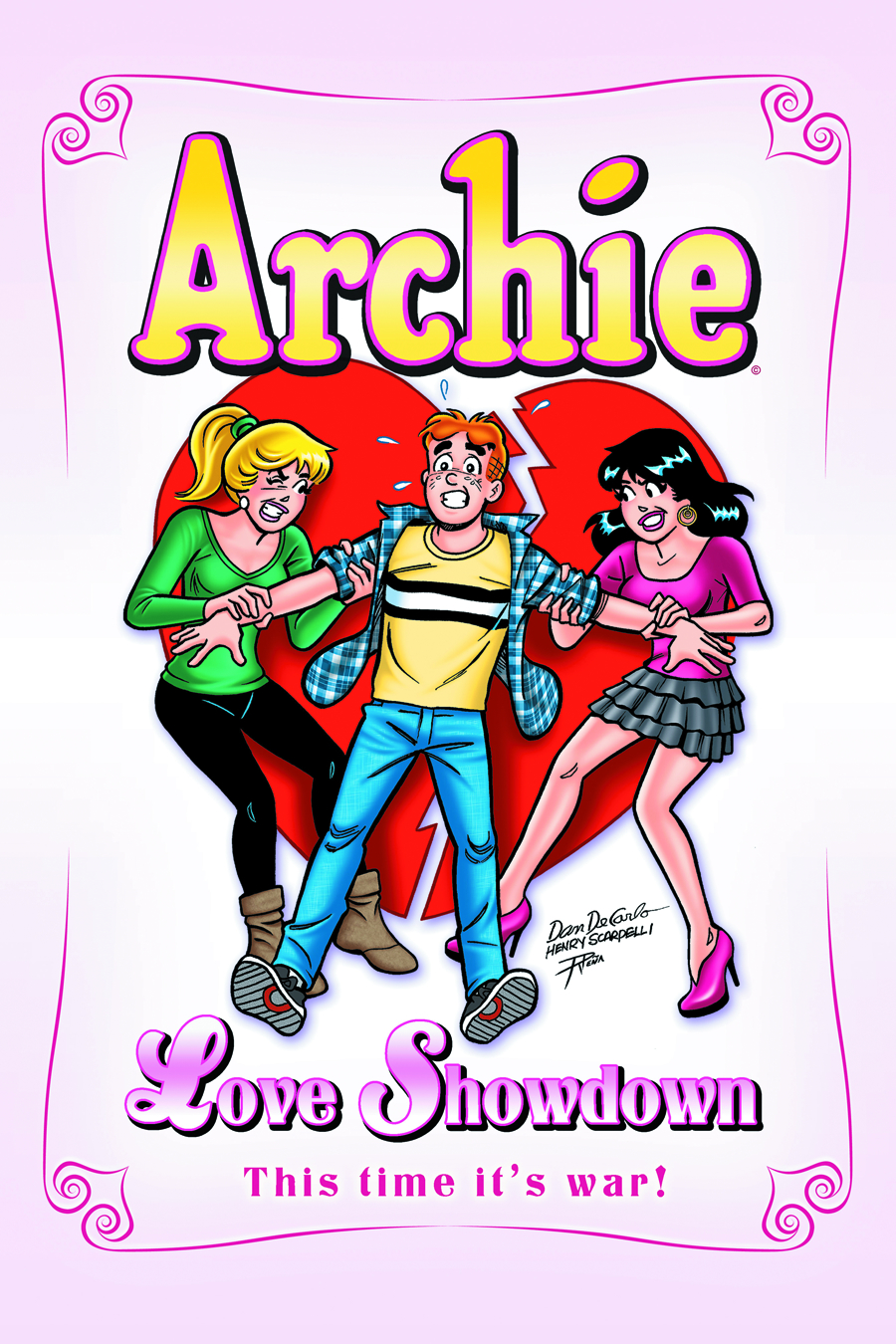 ARCHIE LOVE SHOWDOWN TP
