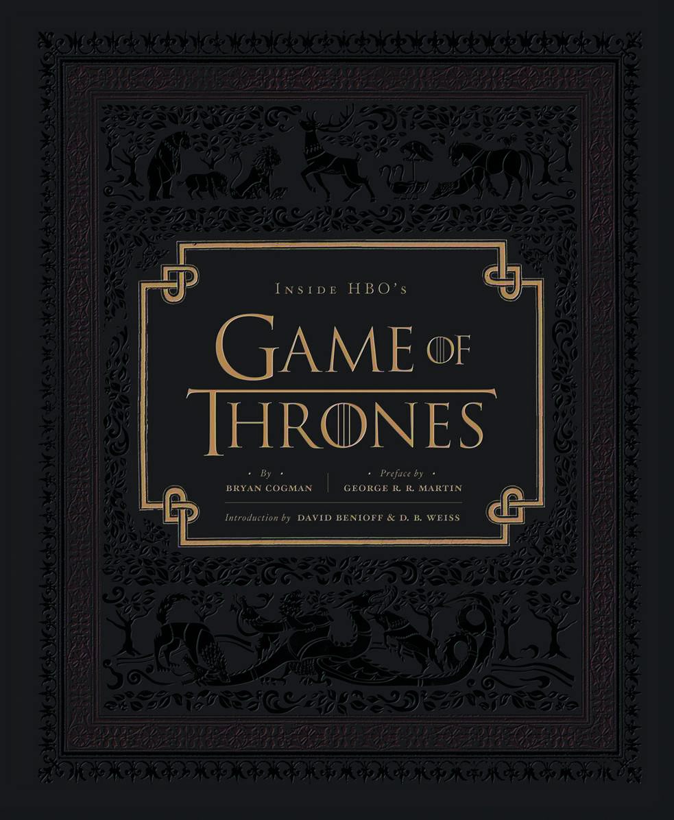 INSIDE HBOS GAME OF THRONES HC