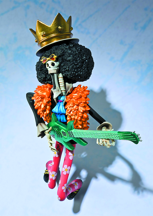 ONE PIECE BROOK FIGUARTS ZERO NW VER