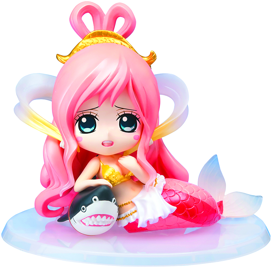 ONE PIECE PRINCESS SHIRAHOSHI CHIBI ARTS AF