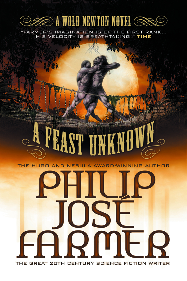 FEAST UNKNOWN NOVEL