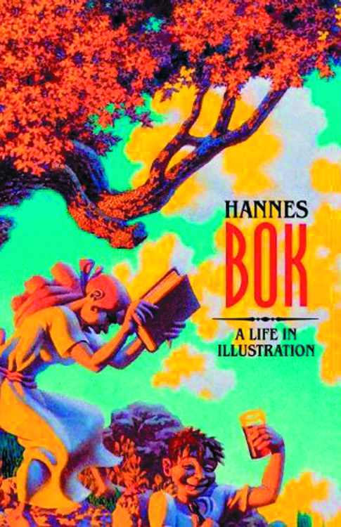 HANNES BOK LIFE IN ILLUSTRATION SC