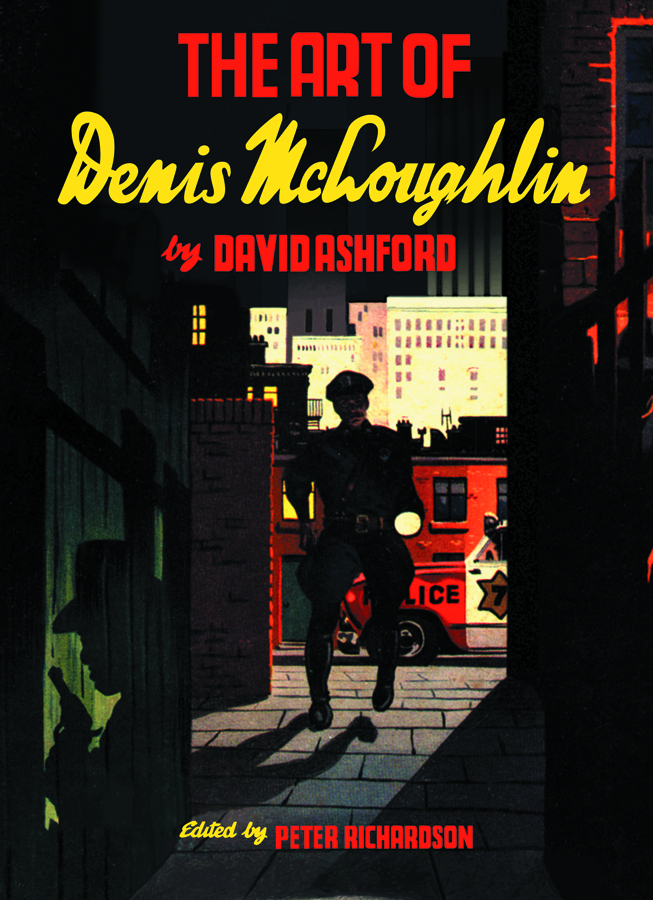 ART OF DENIS MCLOUGHLIN LTD ED HC