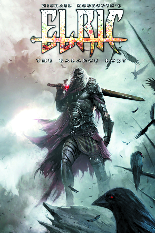 ELRIC THE BALANCE LOST TP VOL 03