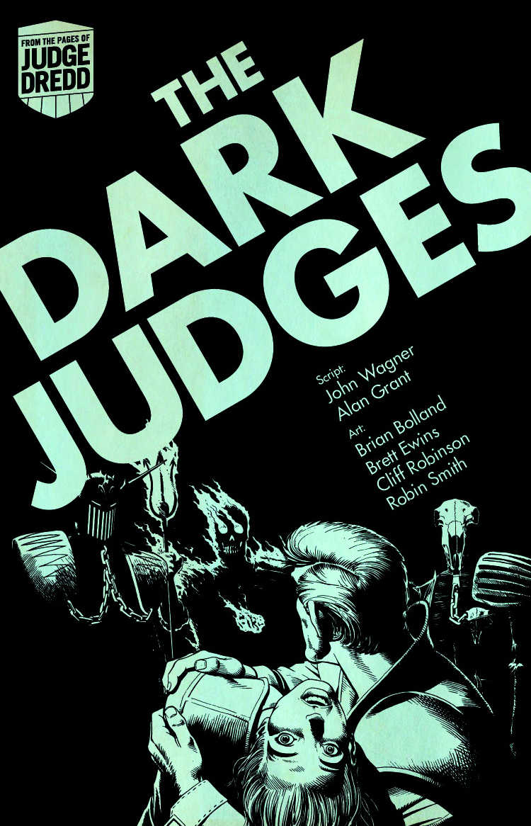 JUDGE DREDD DIGEST TP DARK JUDGES