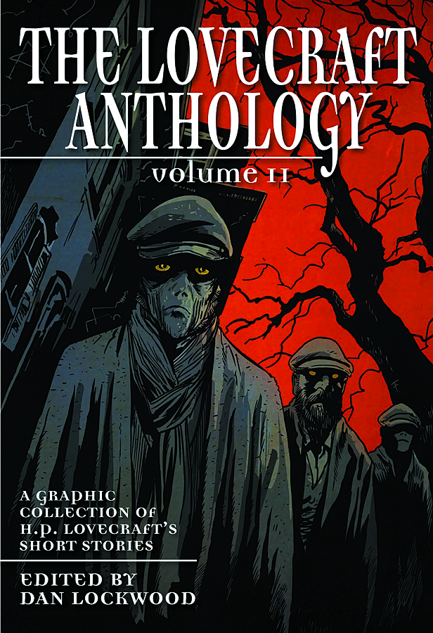 LOVECRAFT ANTHOLOGY TP VOL 02