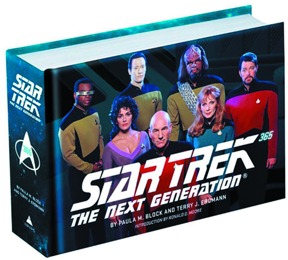 STAR TREK NEXT GENERATION 365 HC