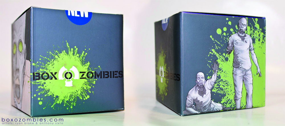 BOX-O-ZOMBIES GREEN