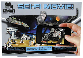 MAKE YOUR OWN SCI-FI MOVIE KIT