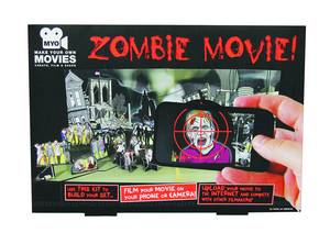 MAKE YOUR OWN ZOMBIE MOVIE KIT