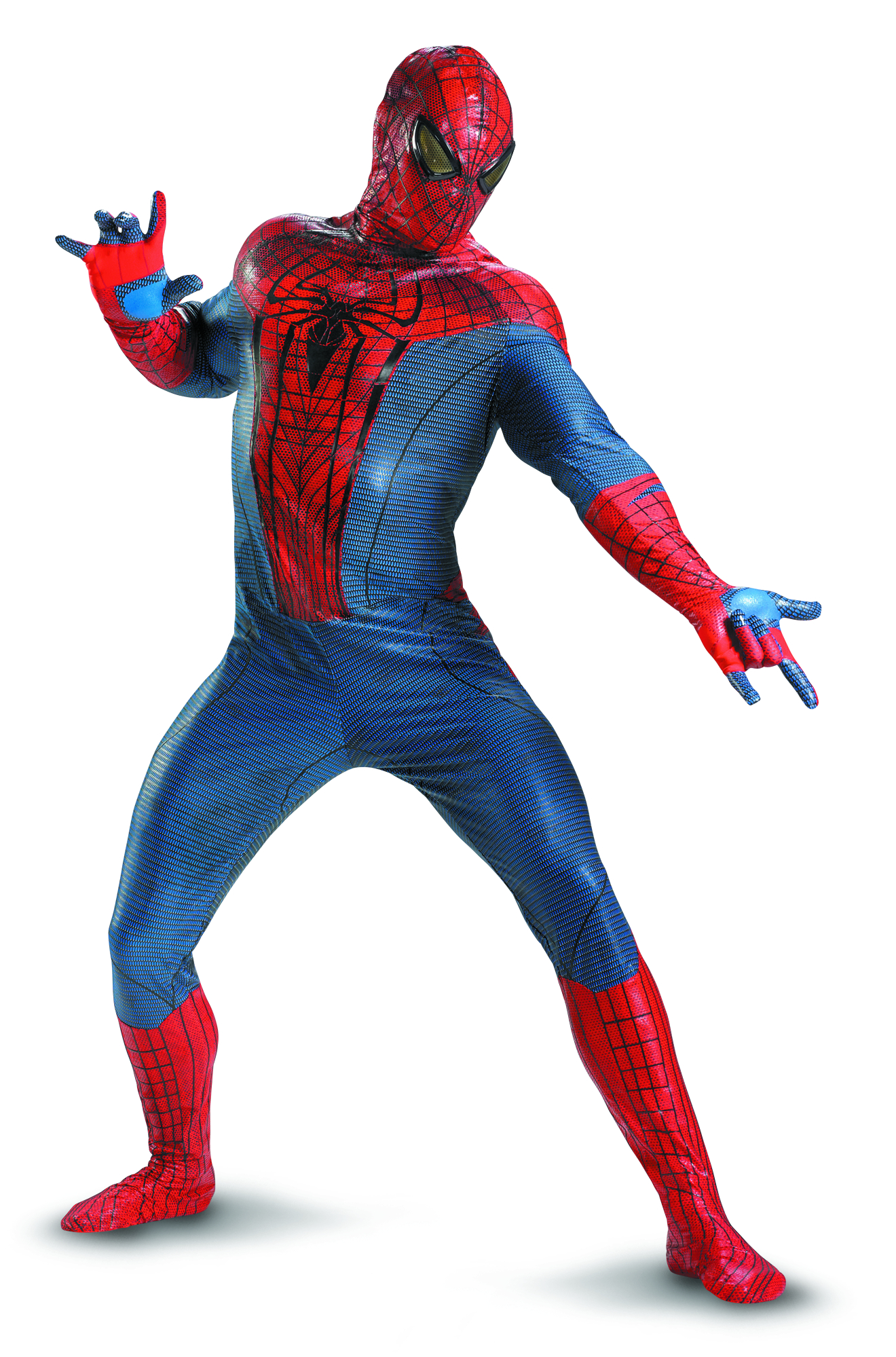 AMAZING SPIDER-MAN THEATRICAL COSTUME XL