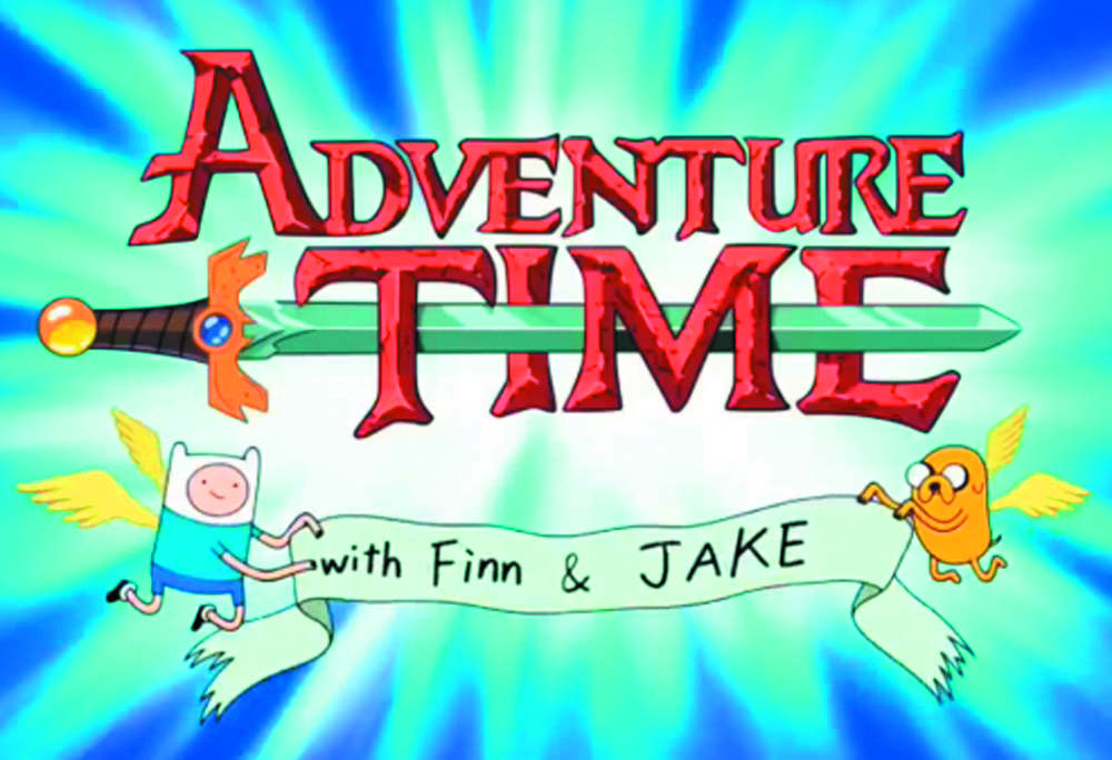 ADVENTURE TIME 2-IN GLADIATOR GHOST & JAKE PACK