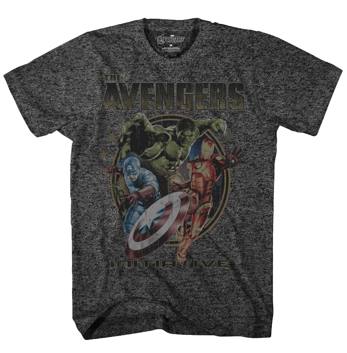 AVENGERS MOVIE MIGHTY ONES OREO T/S MED